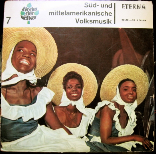 German record cover