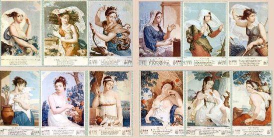 french republic calendar