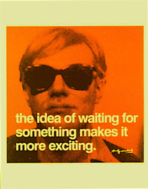 andy warhol comments on flight 447