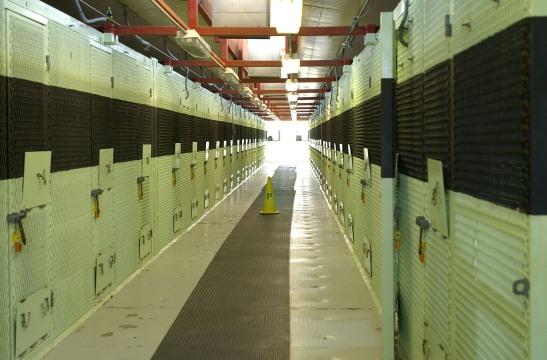 guantanamo hallway